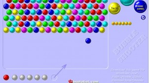 jeux arcade bubble shooter
