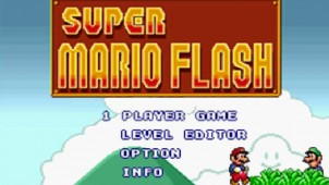 jeux flash super mario bross
