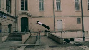 video extreme sport urbain freerunning