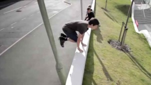 video compilation parkour freerunning truc de fou